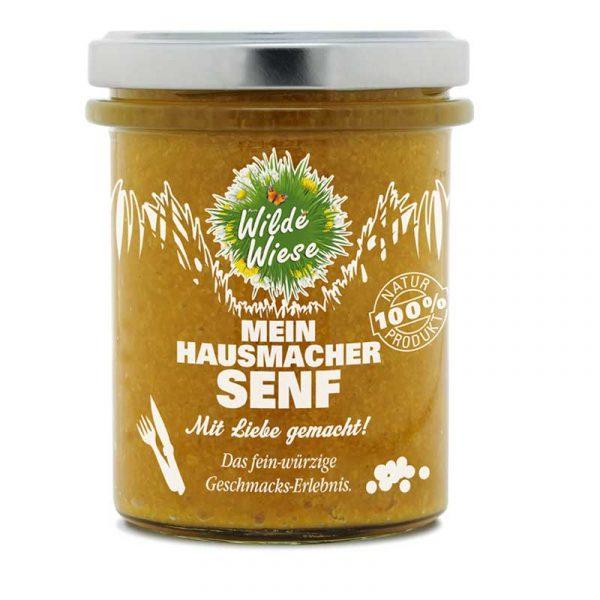 Wilde Wiese - Mein Hausmacher Senf - Vegan
